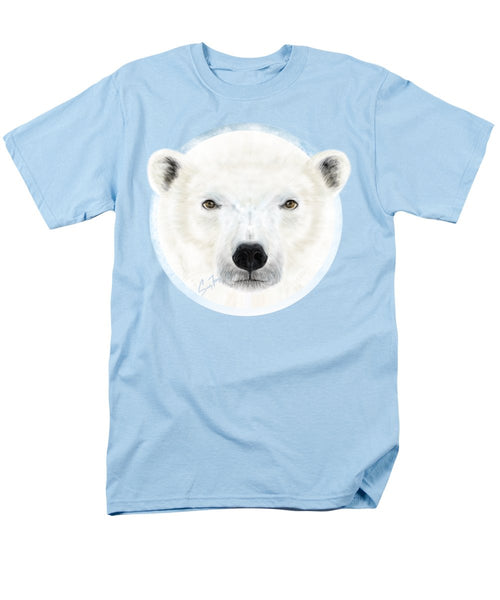 Polar Bear Spirit - Men's T-Shirt  (Regular Fit)