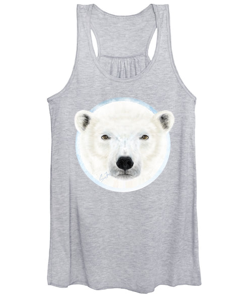 Polar Bear Spirit - Women's Tank Top