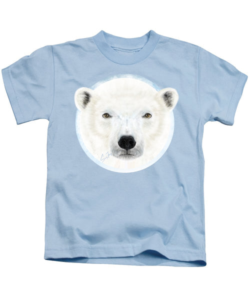 Polar Bear Spirit - Kids T-Shirt