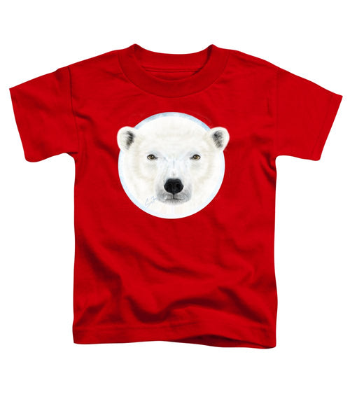 Polar Bear Spirit - Toddler T-Shirt