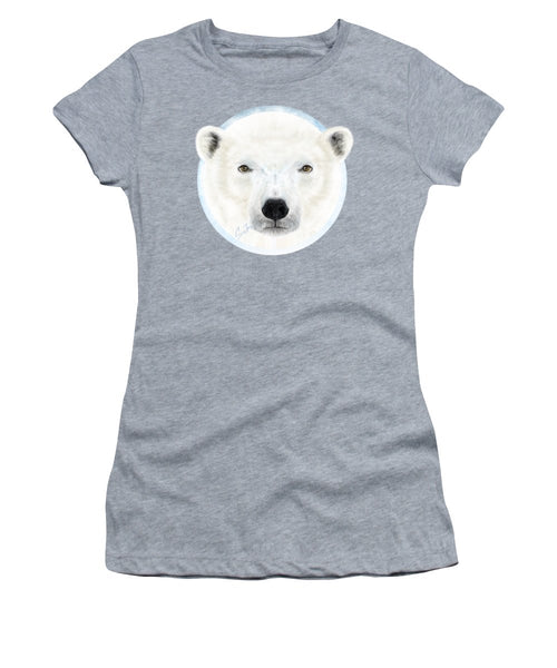 Polar Bear Spirit - Women's T-Shirt