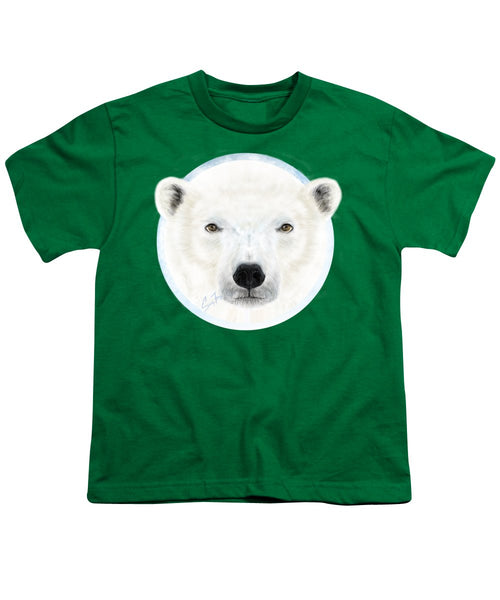 Polar Bear Spirit - Youth T-Shirt