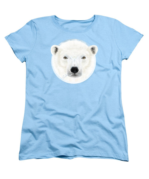 Polar Bear Spirit - Women's T-Shirt (Standard Fit)