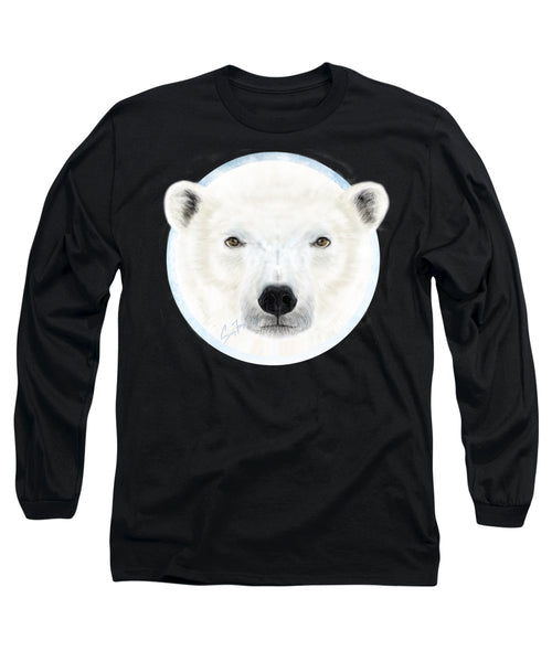 Polar Bear Spirit - Long Sleeve T-Shirt
