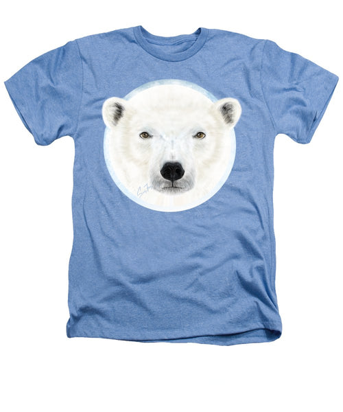Polar Bear Spirit - Heathers T-Shirt