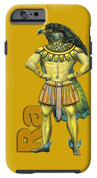 Ra, The Sun God - Phone Case