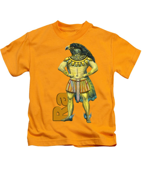 Ra, The Sun God - Kids T-Shirt