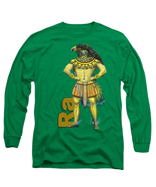 Ra, The Sun God - Long Sleeve T-Shirt
