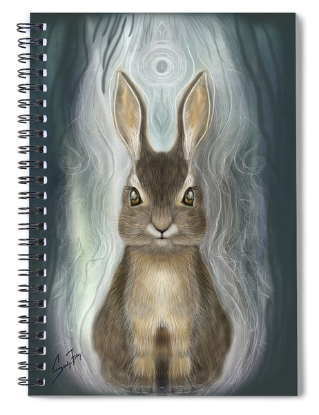 Rabbit Guide - Spiral Notebook