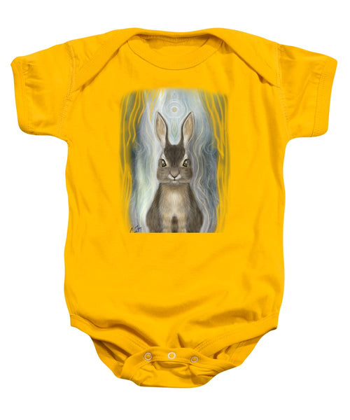 Rabbit Guide - Baby Onesie