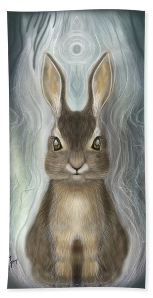 Rabbit Guide - Bath Towel