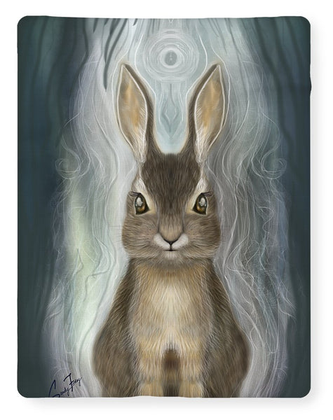 Rabbit Guide - Blanket
