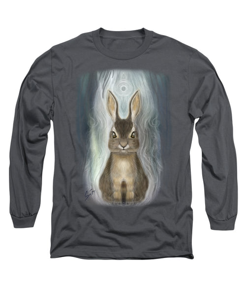 Rabbit Guide - Long Sleeve T-Shirt