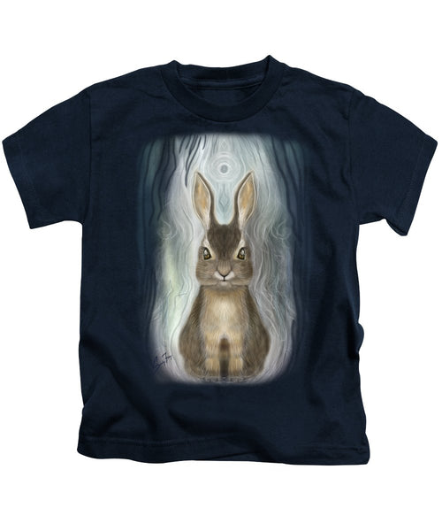 Rabbit Guide - Kids T-Shirt