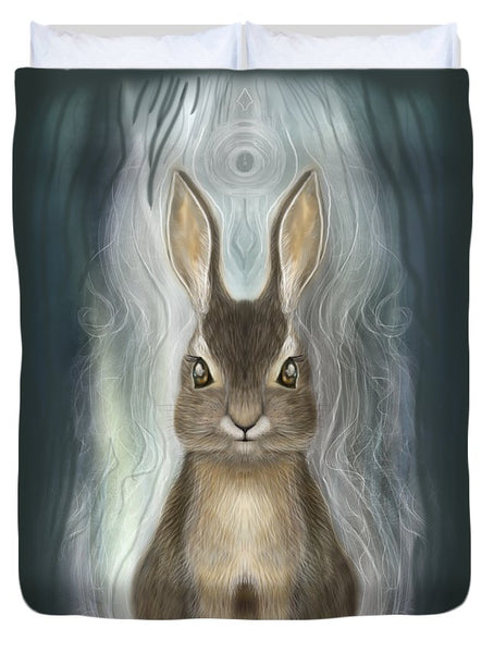 Rabbit Guide - Duvet Cover