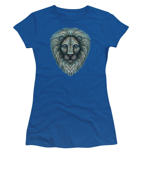Radiant Rainbow Lion - Women's T-Shirt