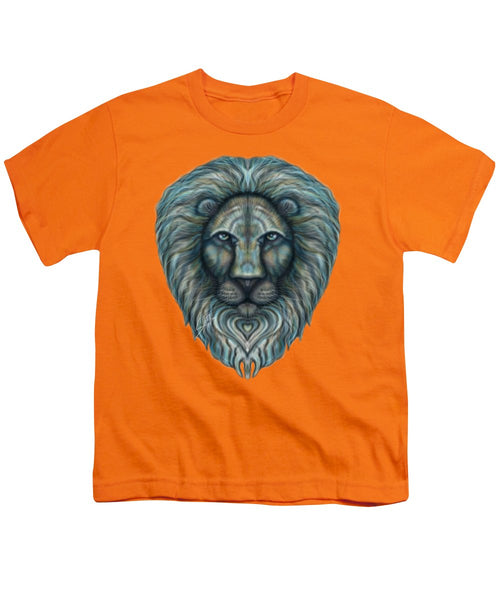Radiant Rainbow Lion - Youth T-Shirt
