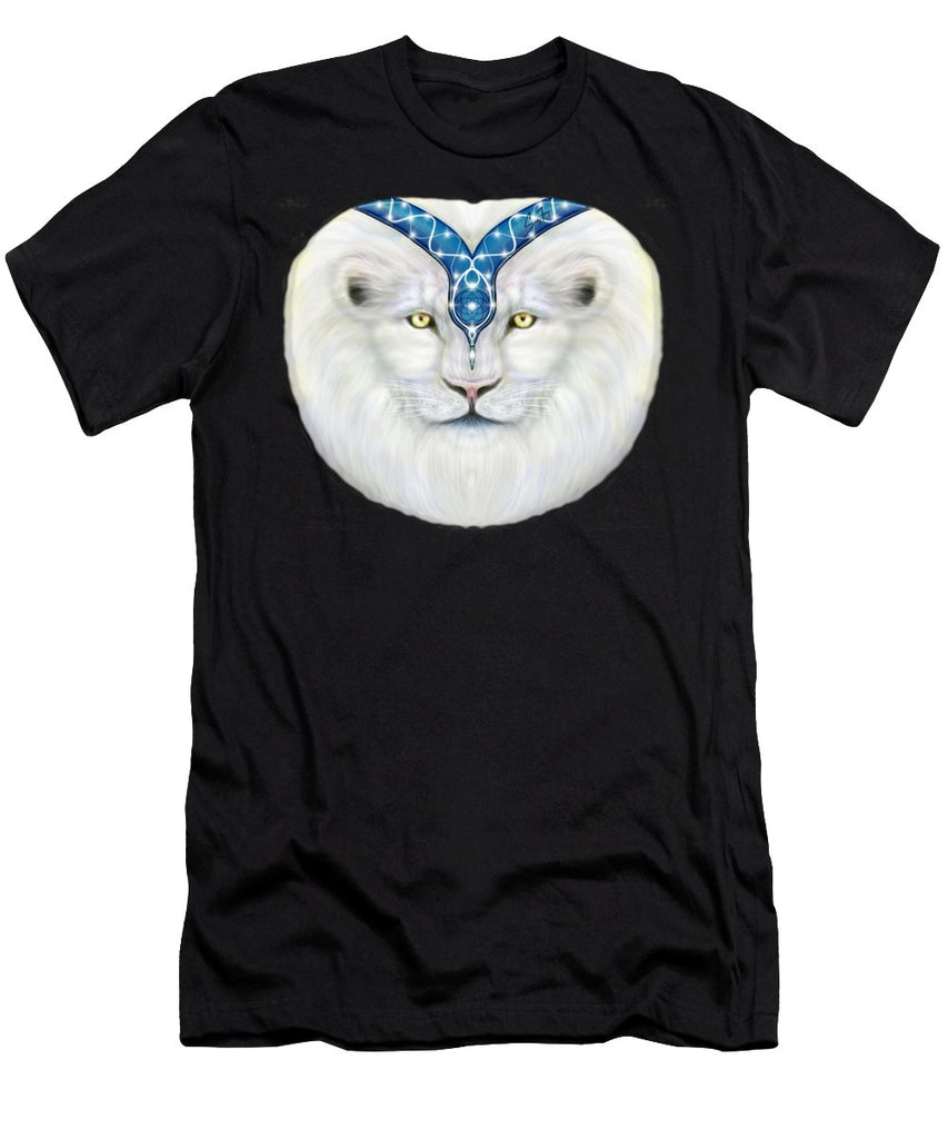 Sacred White Lion - T-Shirt