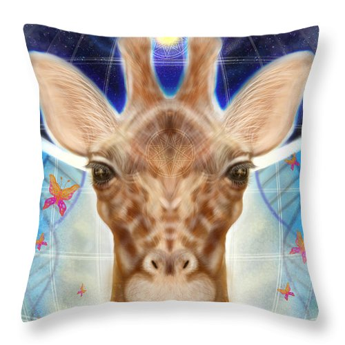 Shine Brightly - Throw Pillow