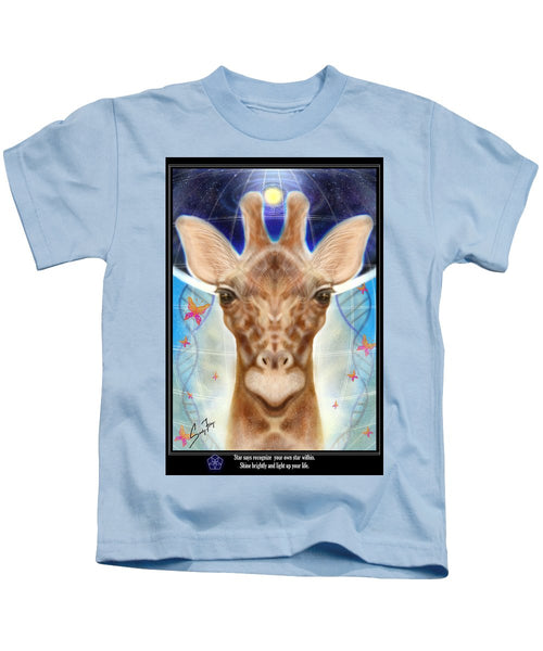 Shine Brightly - Kids T-Shirt