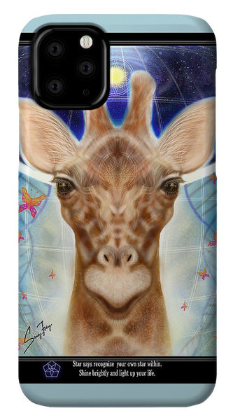 Shine Brightly - Phone Case