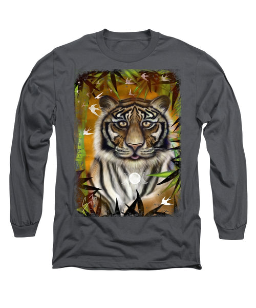 Tiger Tee - Long Sleeve T-Shirt