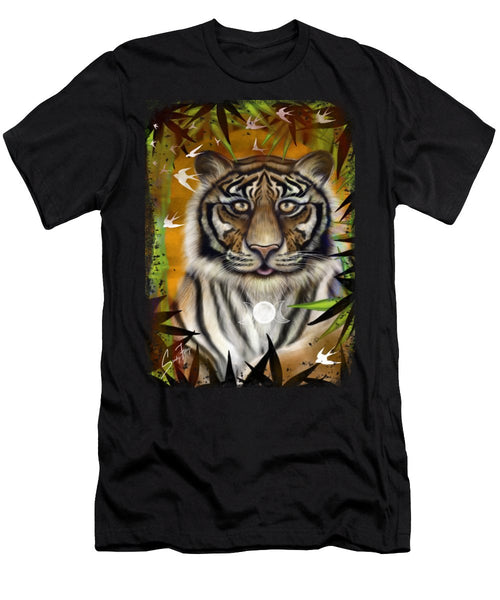 Tiger Tee - Men's T-Shirt (Athletic Fit)