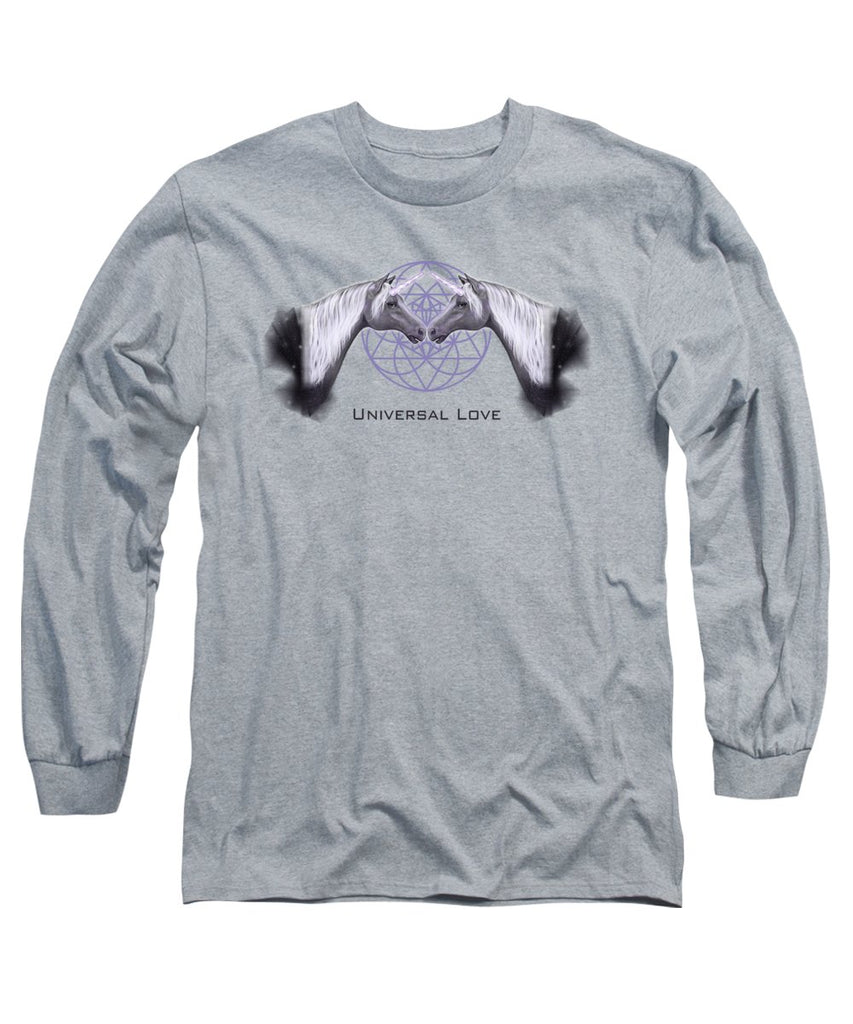 Universal Love Unicorns - Long Sleeve T-Shirt