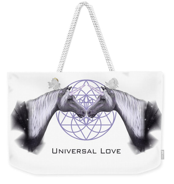 Universal Love Unicorns - Weekender Tote Bag