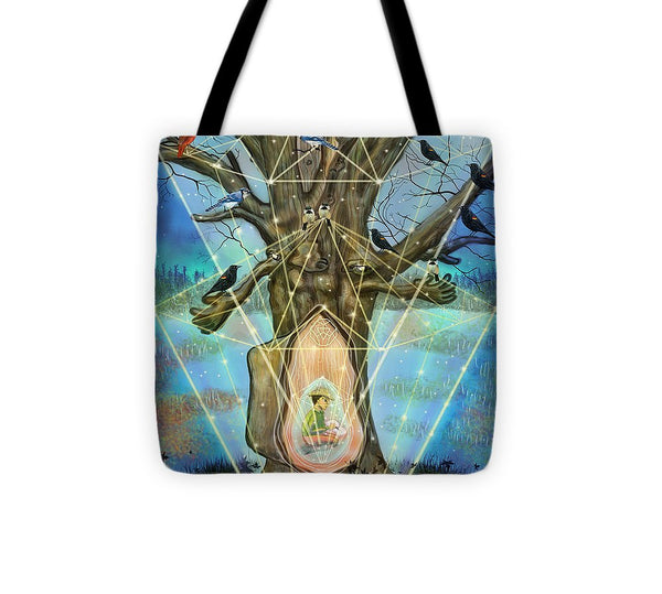 Wisdom Keeper - Tote Bag