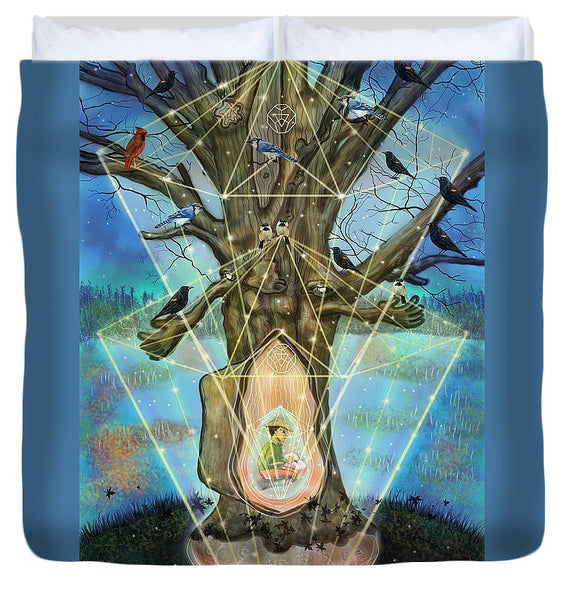 Wisdom Keeper - Duvet Cover