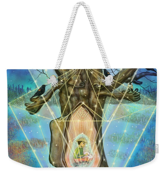 Wisdom Keeper - Weekender Tote Bag
