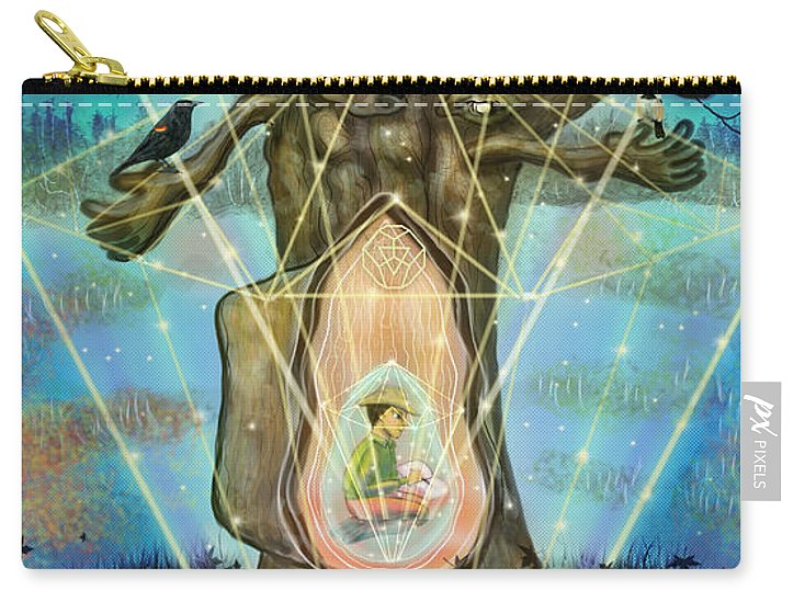 Wisdom Keeper - Carry-All Pouch