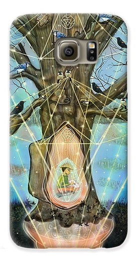 Wisdom Keeper - Phone Case