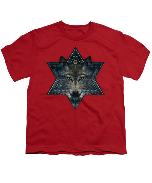 Wolf Star - Youth T-Shirt