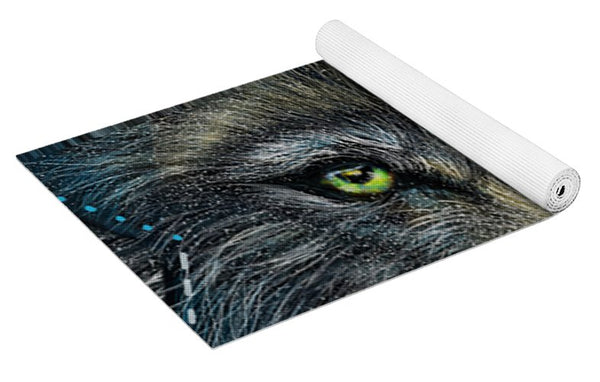 Wolf Star - Yoga Mat