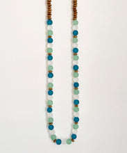 """Hatteras"" Sea Glass Necklace"