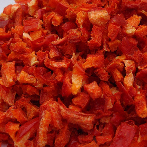 Freeze-dried Bell Peppers (50 servings)