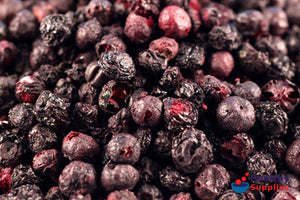 Freeze-dried Blueberries (25 servings)