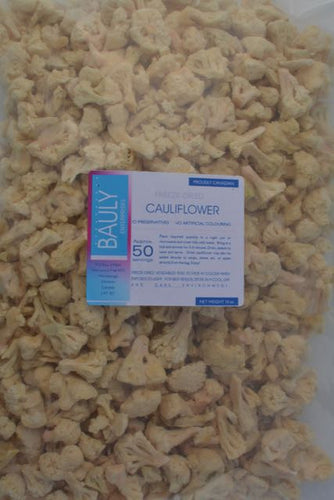 Freeze-dried Cauliflower (50 servings)