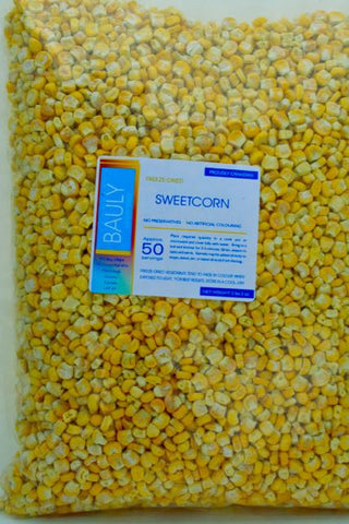 Freeze-dried Corn Kernels (50 servings)