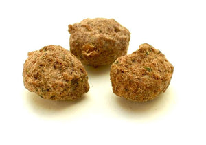 Cooked Freeze-dried Mini-meatballs (50 servings)