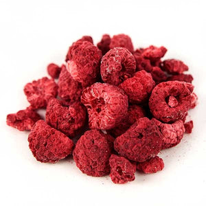 Freeze-dried Raspberries (25 servings)