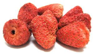 Freeze-dried Strawberries (25 servings)