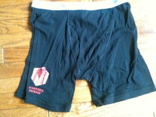 "Men's ""Suspicious Package"" Boxer Briefs"