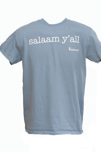 "Unisex ""Salaam Y'all"" Short Sleeve Shirt"
