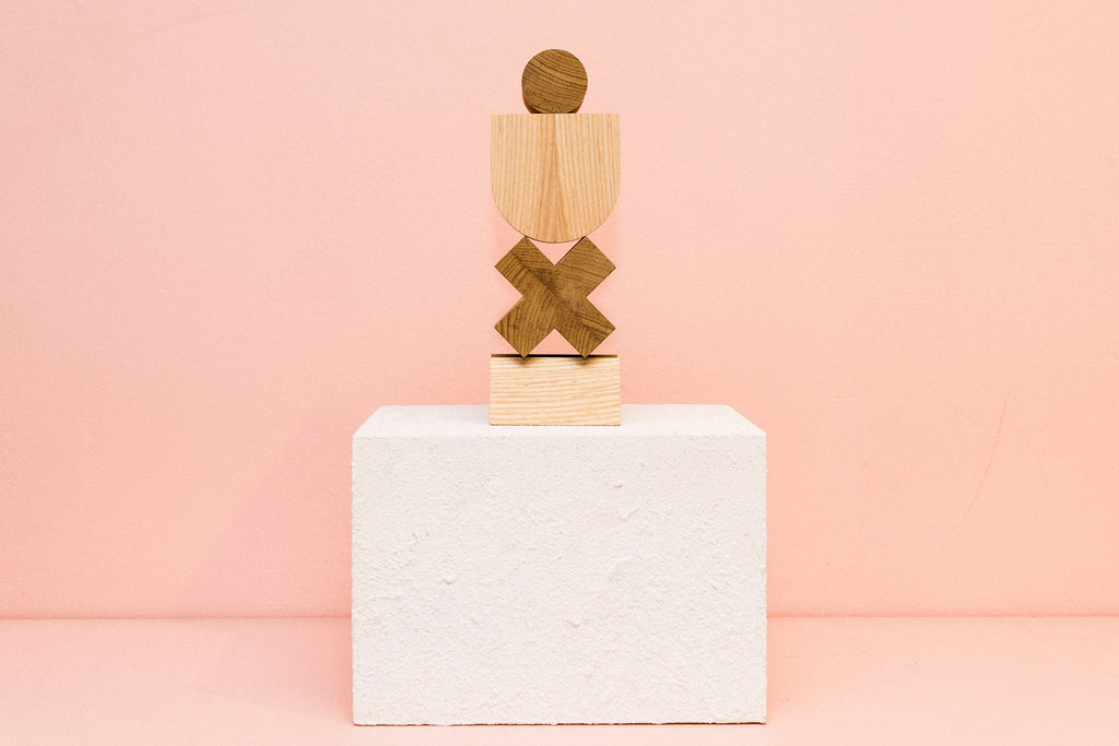 Sunday Art x Pelle Bross — Shape and Balance II