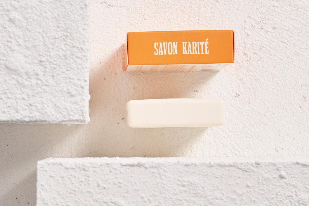 Institut Karité - Shea Soap with Almond and Honey Scent