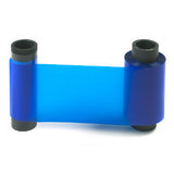Magicard ribbon for Rio/Tango printers, LC3/D Blue Monochrome