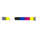 EDIsecure DCP240+ and DCP340+ 5 Panel Color Ribbon (Y,M,C,K,OP)
